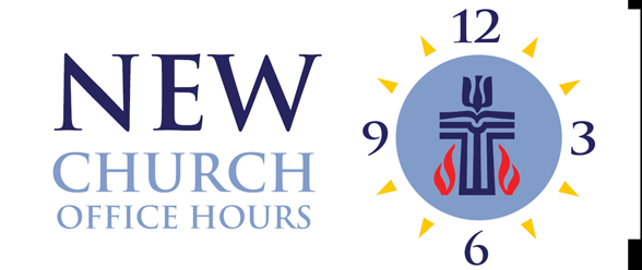 New-Church-Office-Hours